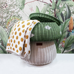 Toadstool Basket (Large)