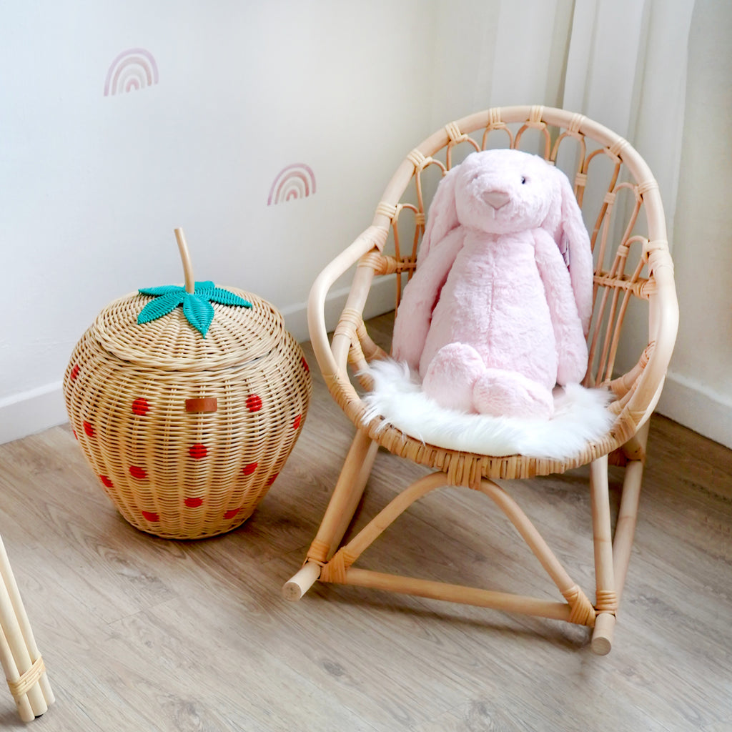 Twinkle Rocking Chair (Delivery 21 Dec)