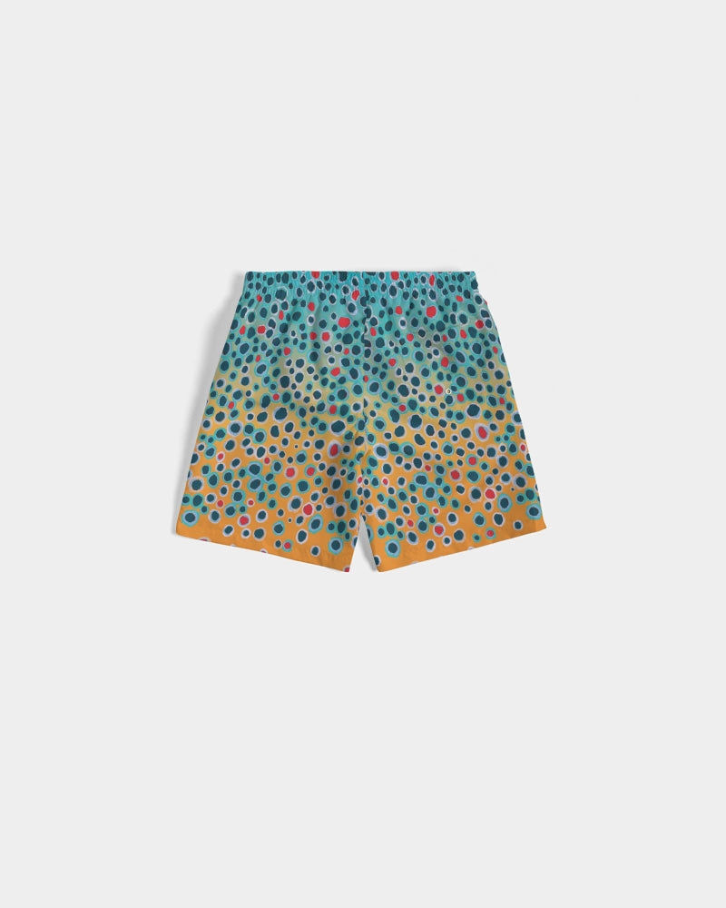 Brown Trout Swim Trunk