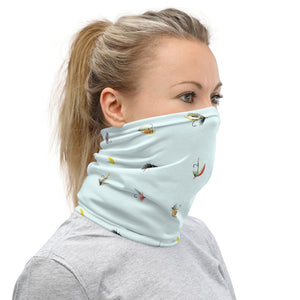 She's So Fly Blue Neck gaiter