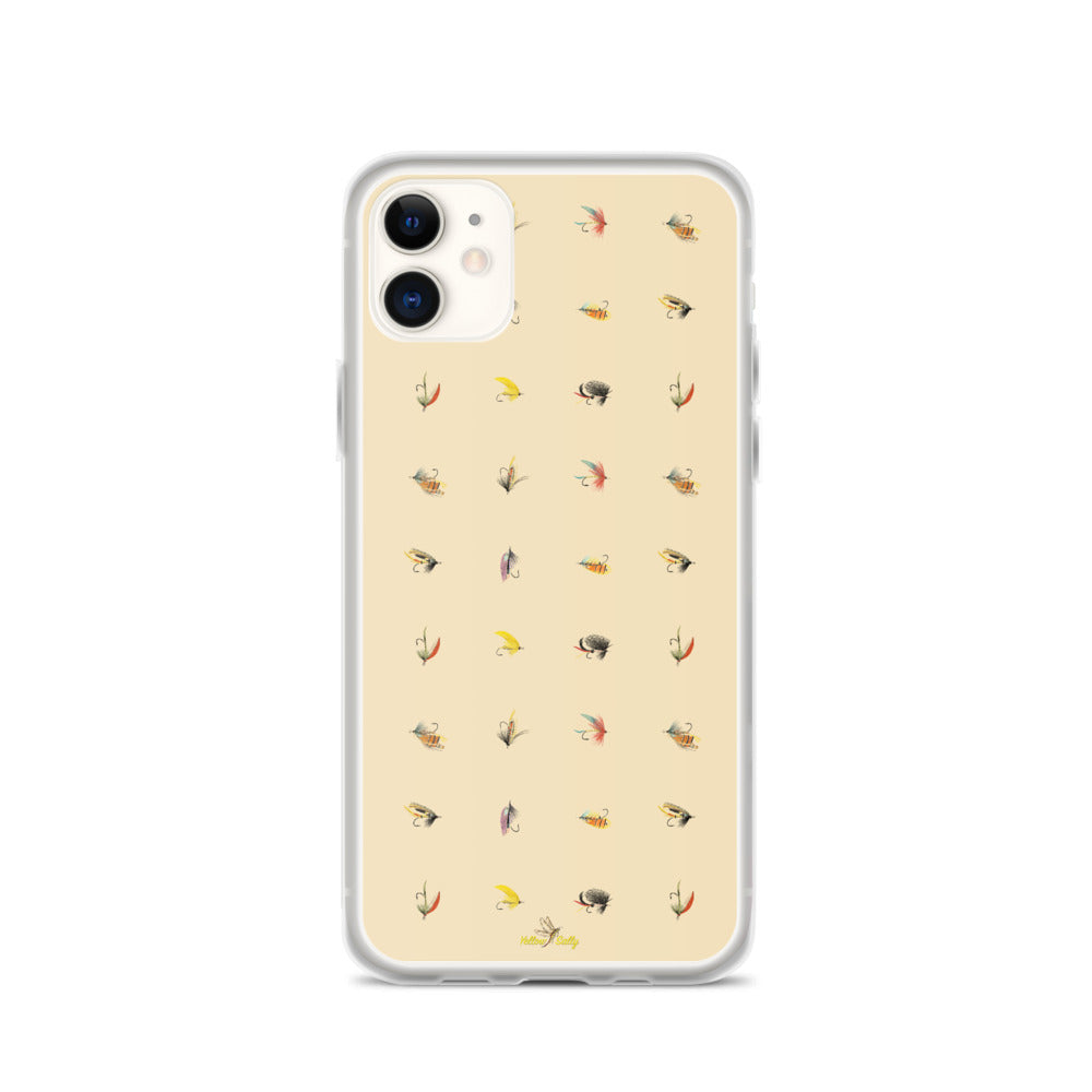She's So Fly Tan iPhone Case