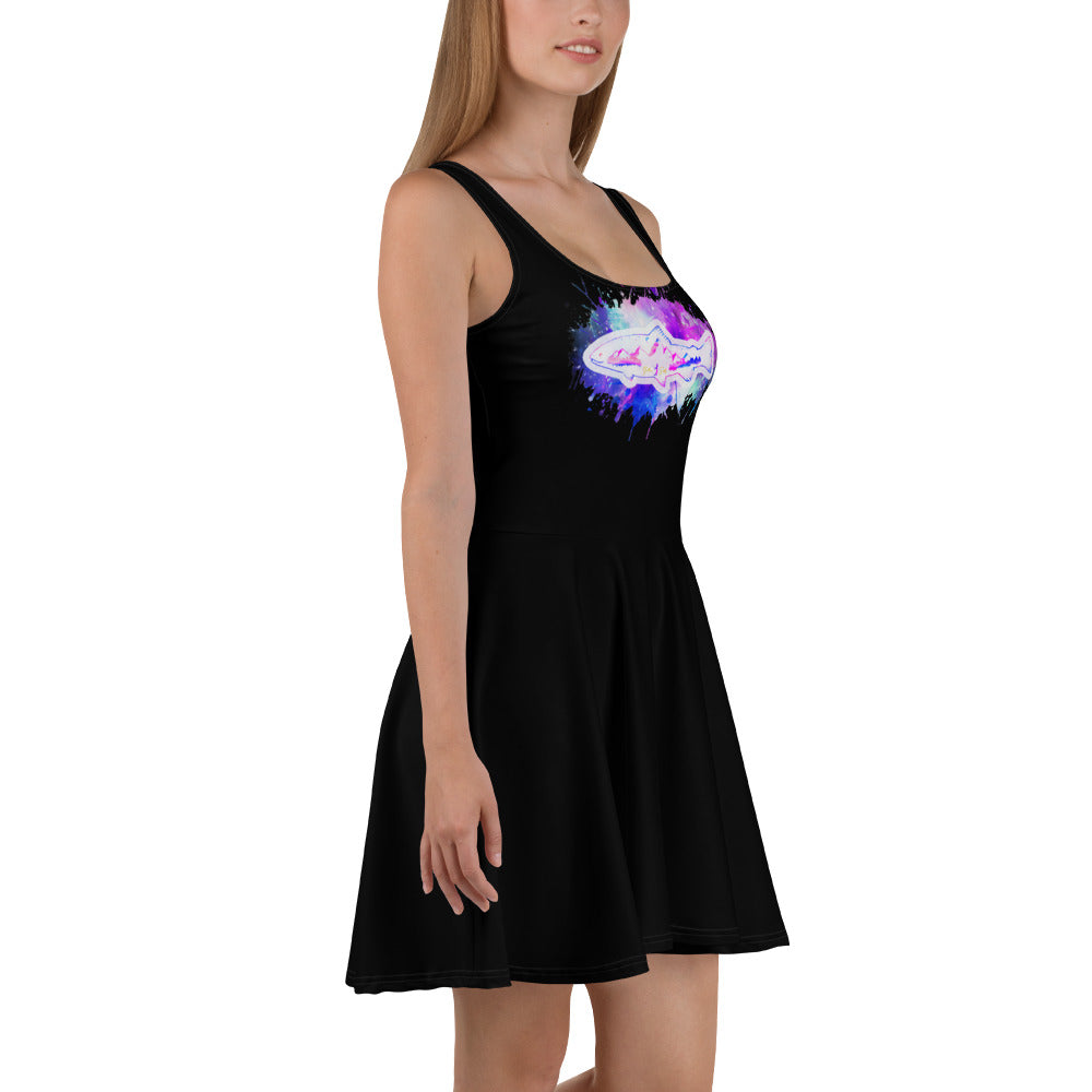 Color Splash Trout Dress