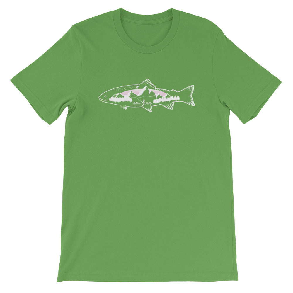 St. Patrick's Day Trout T