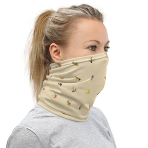 She's So Fly Tan Neck Gaiter