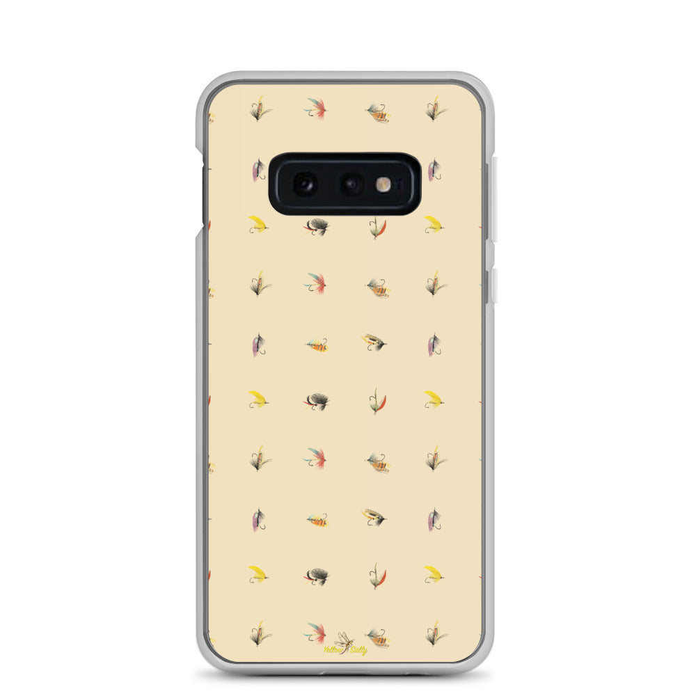 She's So Fly Tan Samsung Case