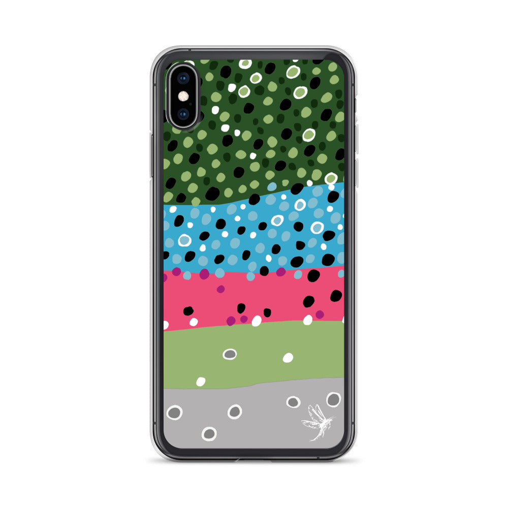 Rainbow Trout iPhone Case
