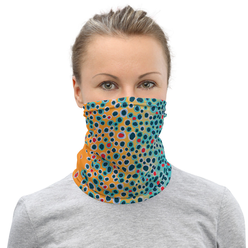 Brown Trout Neck Gaiter