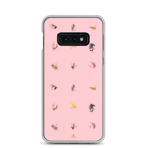 She's So Fly Pink Samsung Case