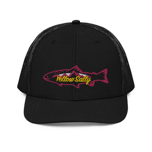 Embroidered Trout Richardson 112
