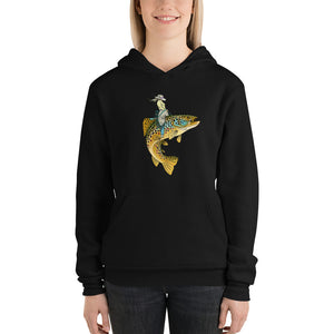 Lady Trout Wrangler Hoodie
