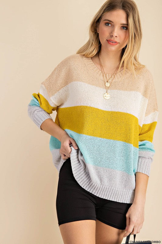 The Striped Sarah Sweater