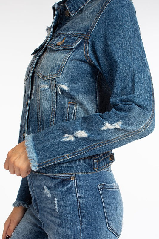 Sidney Denim Jacket