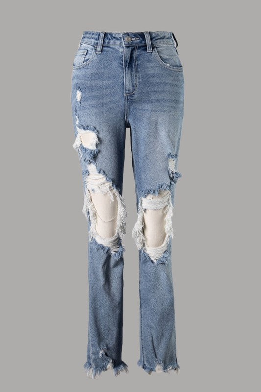 Harper Boyfriend Jeans- Cello