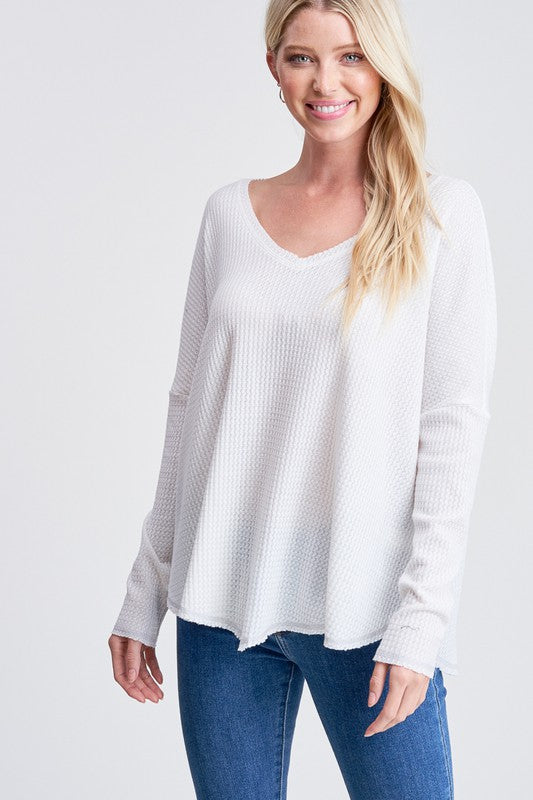 White Thermal Top