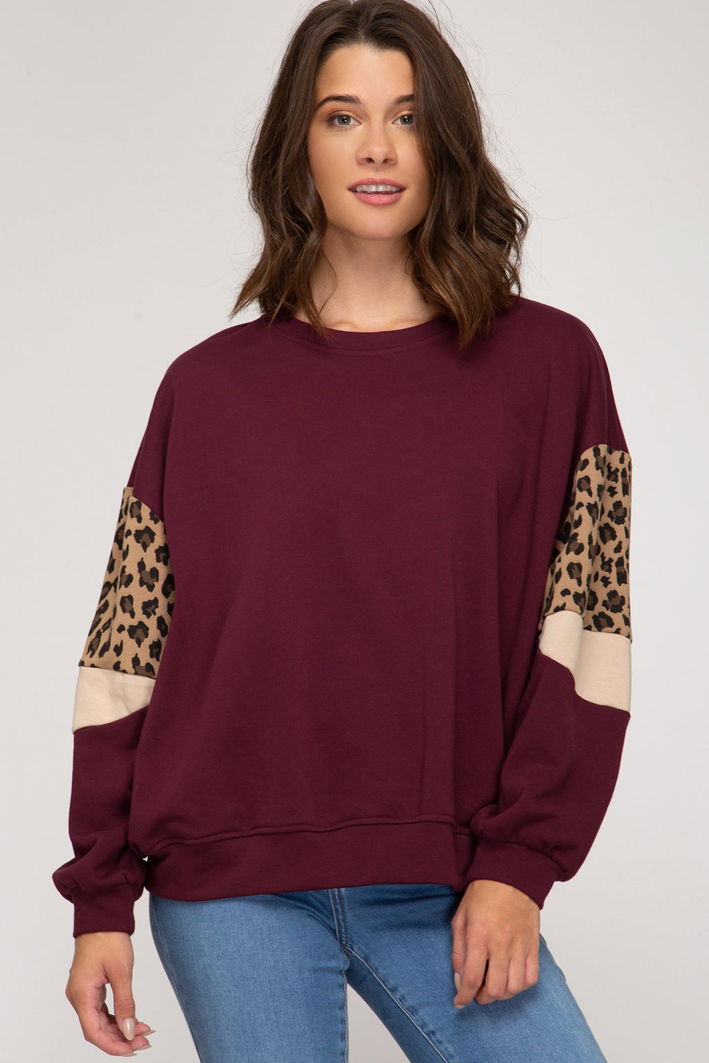 Claws Out Pullover Top