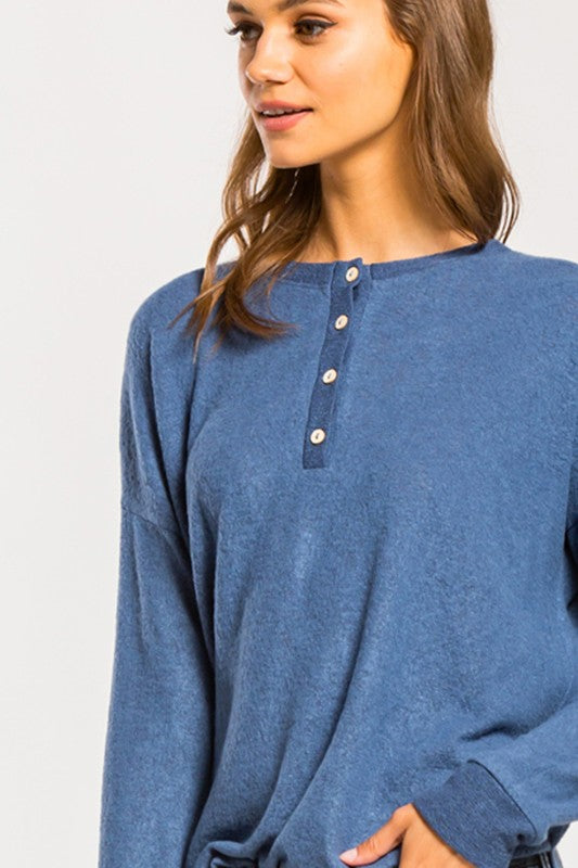 Henley Top