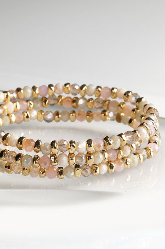 Stretch Bead Bracelet