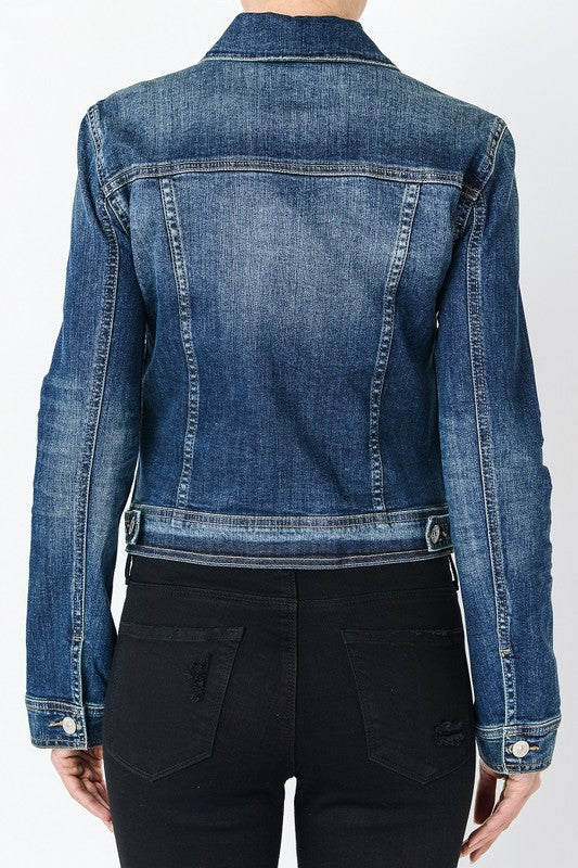 Brittany Denim Jacket