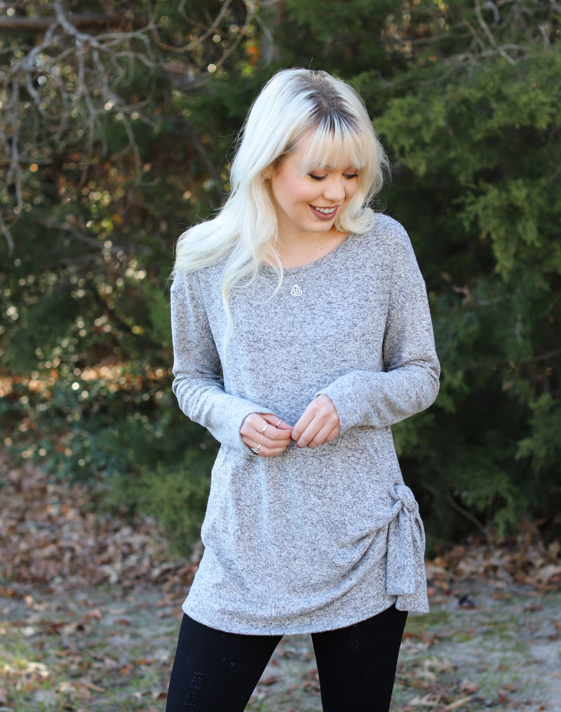 On the Go Tunic Top