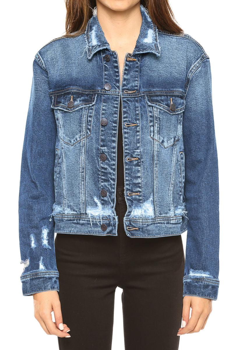 Briana Denim Jacket