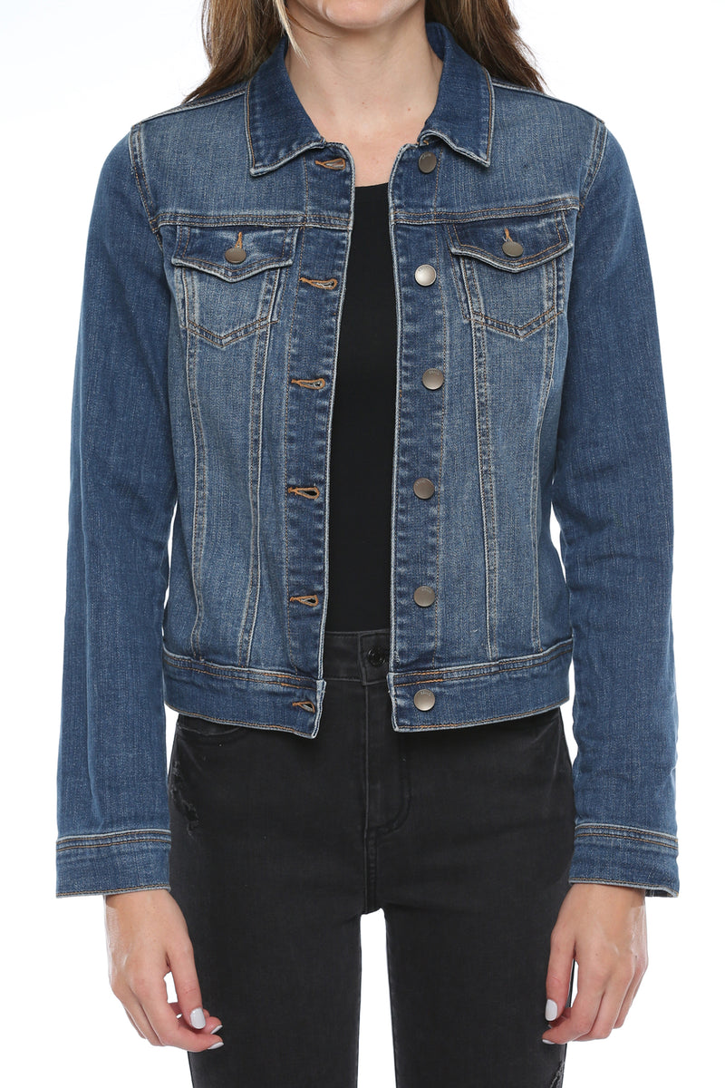 Amber Denim Jacket