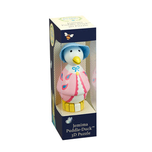 Jemima Puddleduck 3D puzzle - The Toy Cupboard, Tavistock, Devon