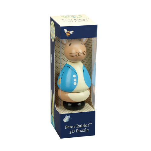 Peter Rabbit 3D Puzzle - The Toy Cupboard, Tavistock, Devon