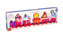 Load image into Gallery viewer, Alphabet Circus Train Puzzle - The Toy Cupboard, Tavistock, Devon