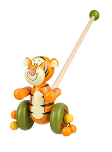 Tigger Push Along - The Toy Cupboard, Tavistock, Devon