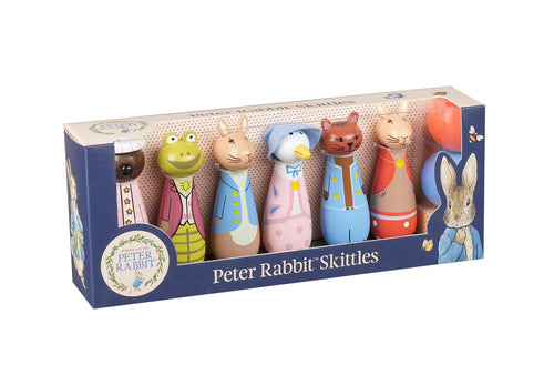 Peter Rabbit Skittles - The Toy Cupboard, Tavistock, Devon