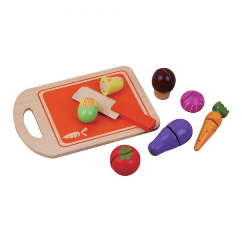 Vegetable Play Set - The Toy Cupboard, Tavistock, Devon