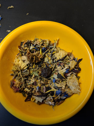 Goddess Moon Support Herbal Wealth Tea