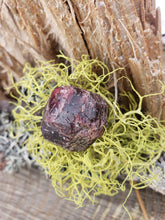 Load image into Gallery viewer, Natural Garnet Charged Gemstone For Lightworking Crystal Chakra Meditation