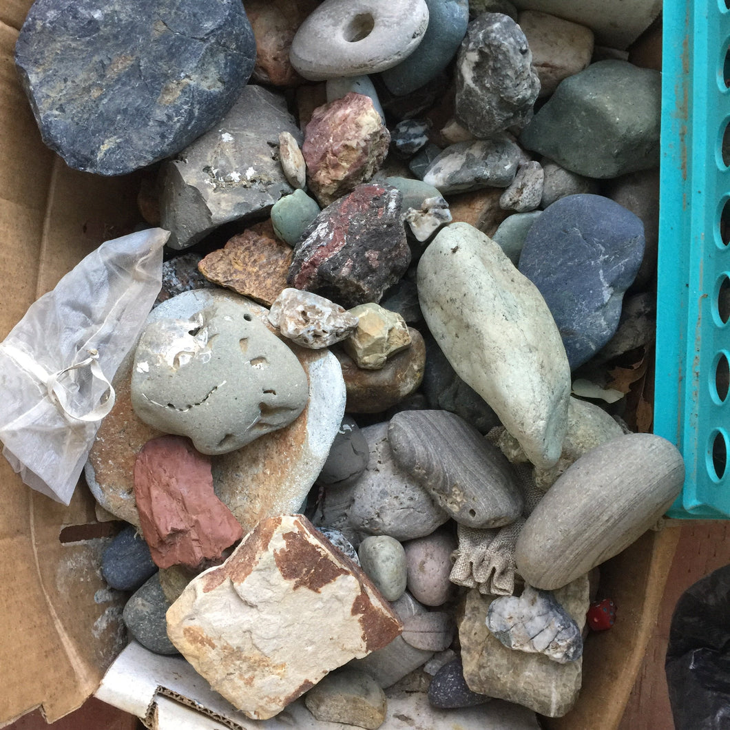 RANDOM Mineral Rock Pick Grab Bag Selection