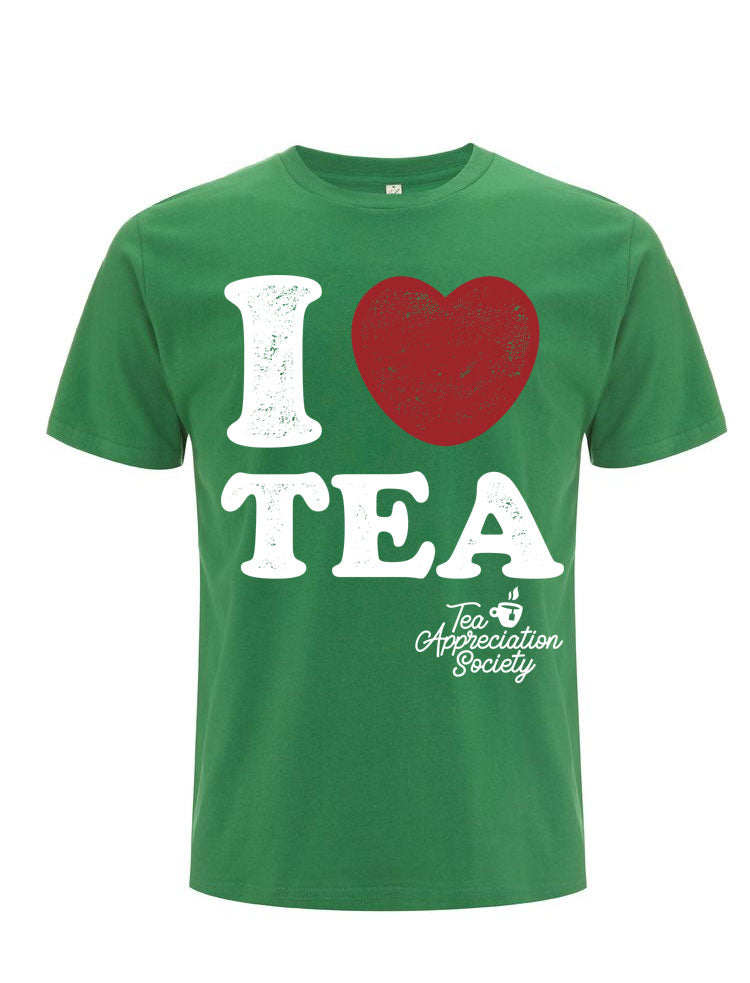 I HEART TEA T-SHIRT