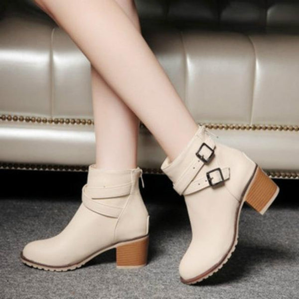 VL WOMENS CLASSIC ANKLE BOOTIES - VansLovers.com