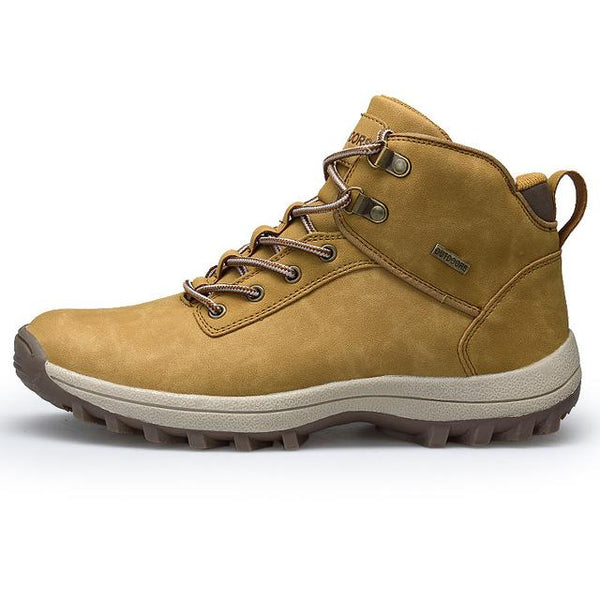 VL MENS STYLISH OUTDOOR & WORK BOOTS - VansLovers.com