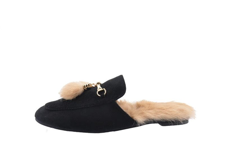 VL WOMENS PREMIUM PLUSH SLIPPERS - VansLovers.com