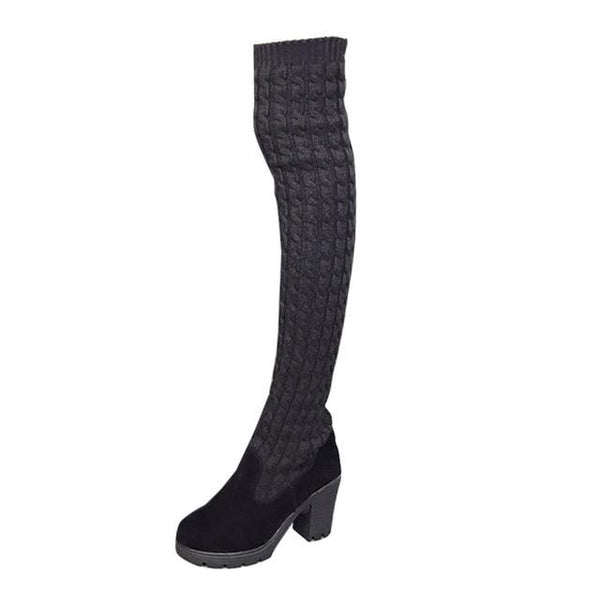 VL WOMENS VARSATILE SOCK BOOTs - VansLovers.com