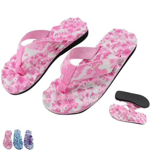 VL WOMENS PATTERN FLIP FLOPS - VansLovers.com