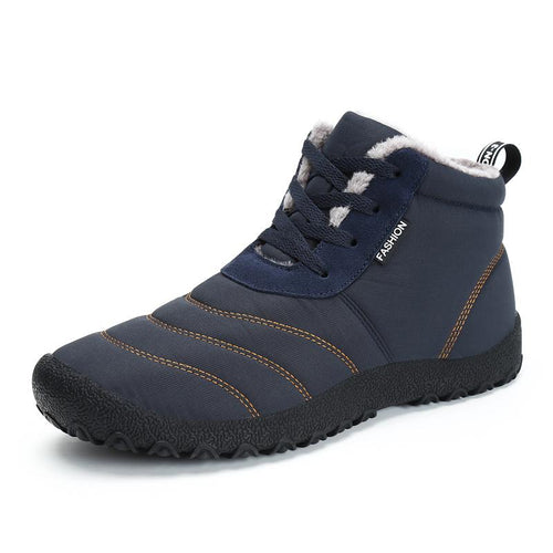 VL MENS COOL WINTER WATERPROOF BOOTS - VansLovers.com