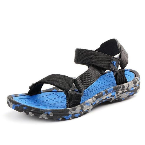 VL MENS CAMOUFLAGE WATER SANDALS - VansLovers.com
