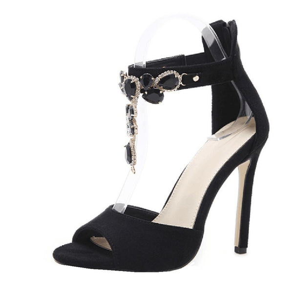 VL WOMENS CROWN JEWELS HIGH HEELS - VansLovers.com