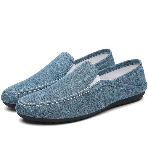 VL MENS CASUAL TEXTURED LOAFER - VansLovers.com