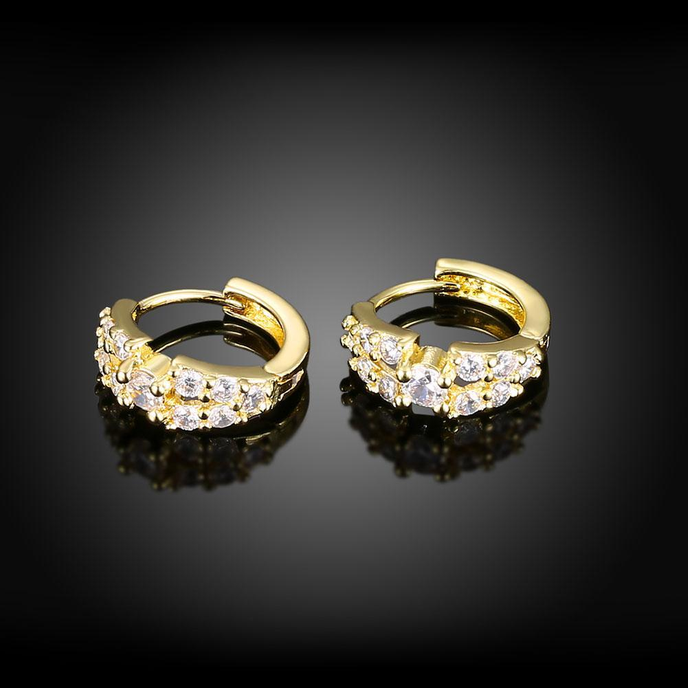 Gosfashion Fashion Diamond Earrings