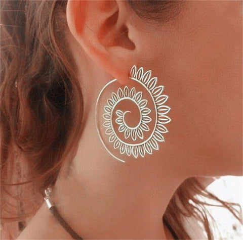 Gosfashion Elegant Solid Color Earrings