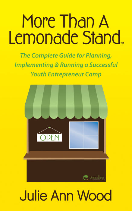 More Than a Lemonade Stand Book (U.S. only - includes shipping)