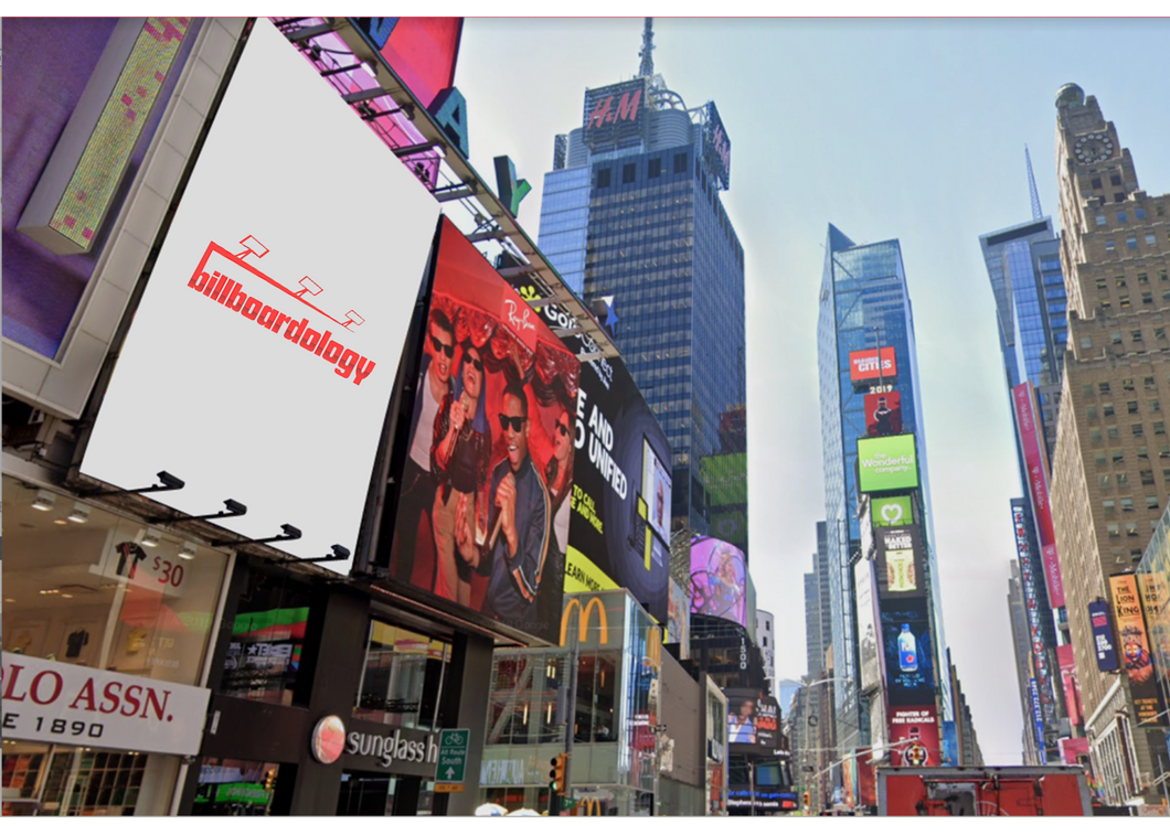 New York Times Square Package