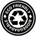 Eco-friendly and biodegradable