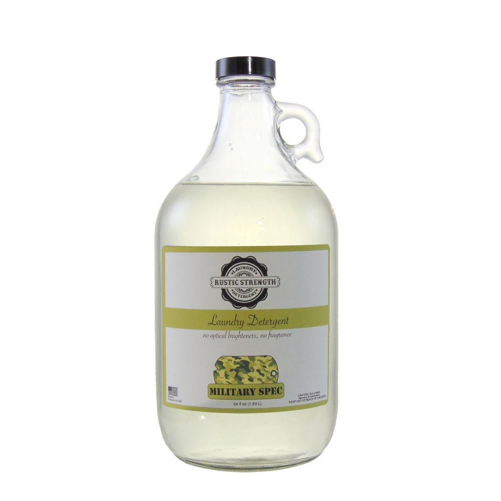 Truly Hypoallergenic Liquid Laundry Detergent For